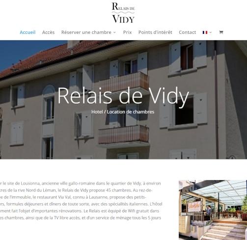 Relais de Vidy